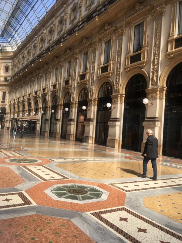 #3 2020年3月、ミラノの日常じゃない日常生活