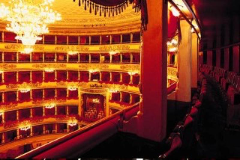 #12 ミラノ・スカラ座、ハプスブルク家さまさまな劇場