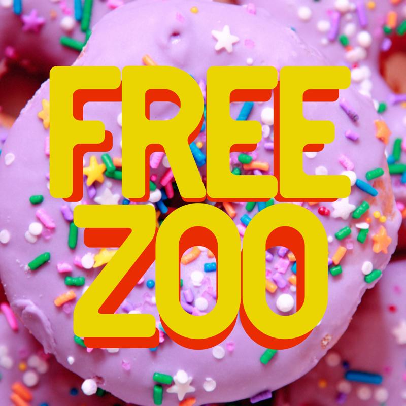 裏FREE ZOO #6 お便り募集!!J pop編