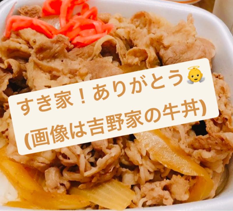 【テイクアウト】すき家ランキング