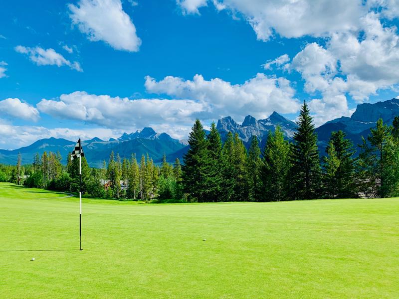 ゴルフをはじめるみたいです!!