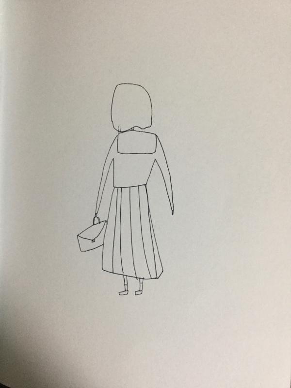 太宰治「女生徒」16   ペコ