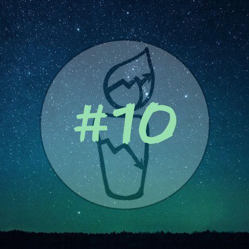 #10 お便り紹介回『昨日の自分との約束と、今日の自分との約束と。』