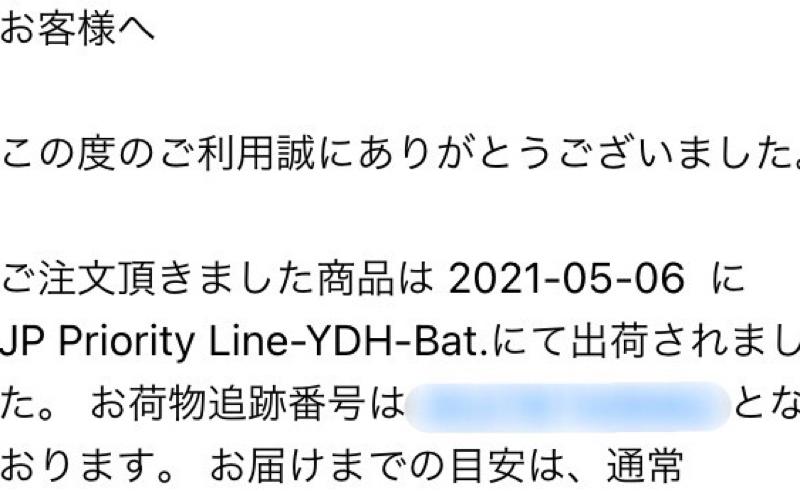 【海外通販】アタシ、マタヤッテシマッタ⁉️(゚o゚;;