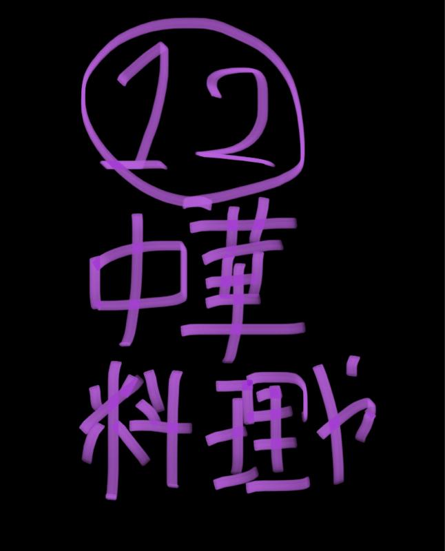 【想い出トーク】#13 中華料理やさん
