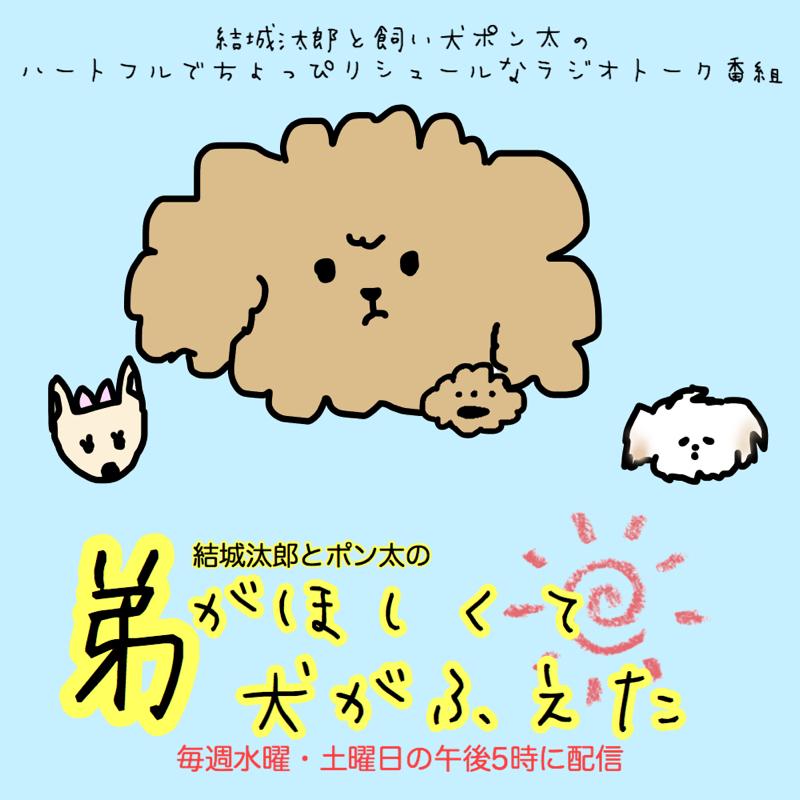 結城汰郎のラジオ「弟がほしくて犬が増えた 」