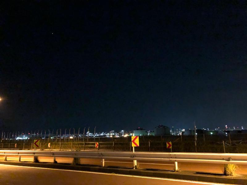 羽田空港と、天空橋駅の間を1時間くらい歩くの、おすすめです