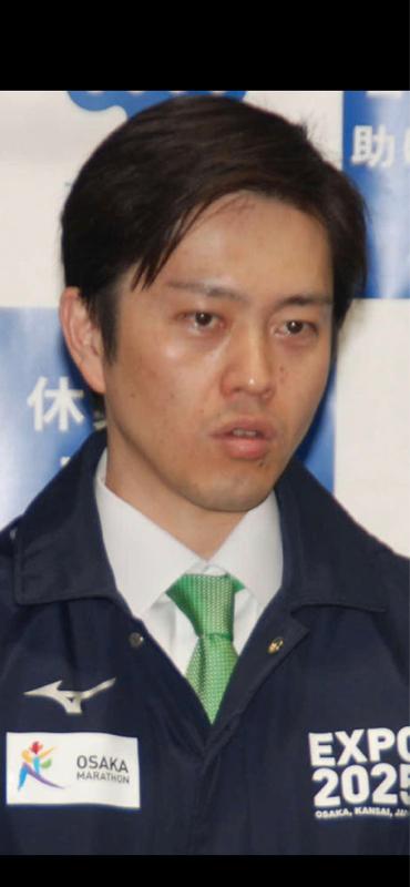 VOL32 大阪府知事