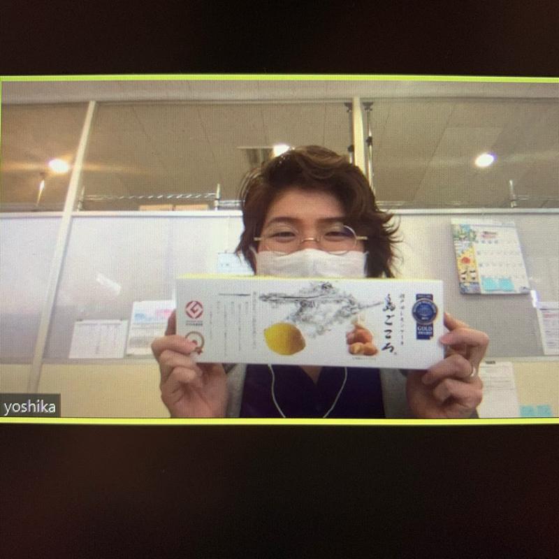 生口島でレモンケーキ製造販売する株式会社島ごころ専務取締役奥本さんのお話。