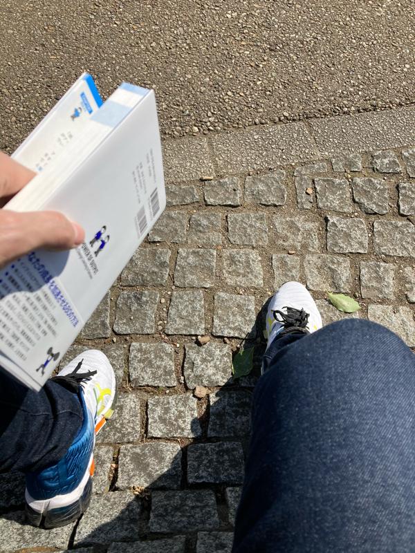 #333 わざわざ上野公園まで読書しに行く理由