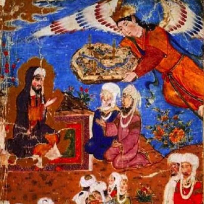 イスラム教の天国と地獄をざっくり解説