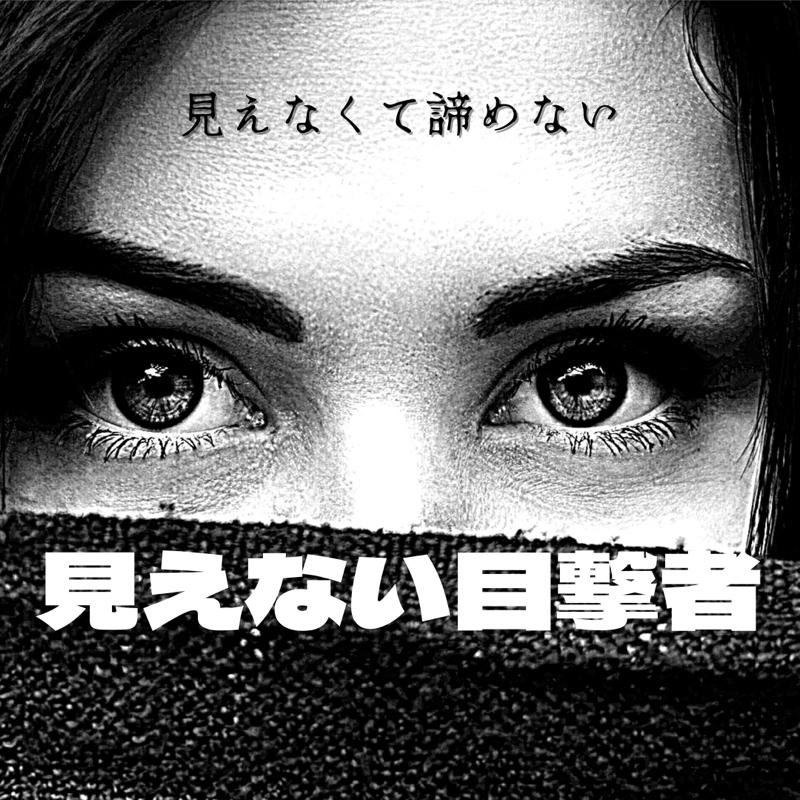#14 見えなくても犯人を追う。決して諦めない『見えない目撃者』