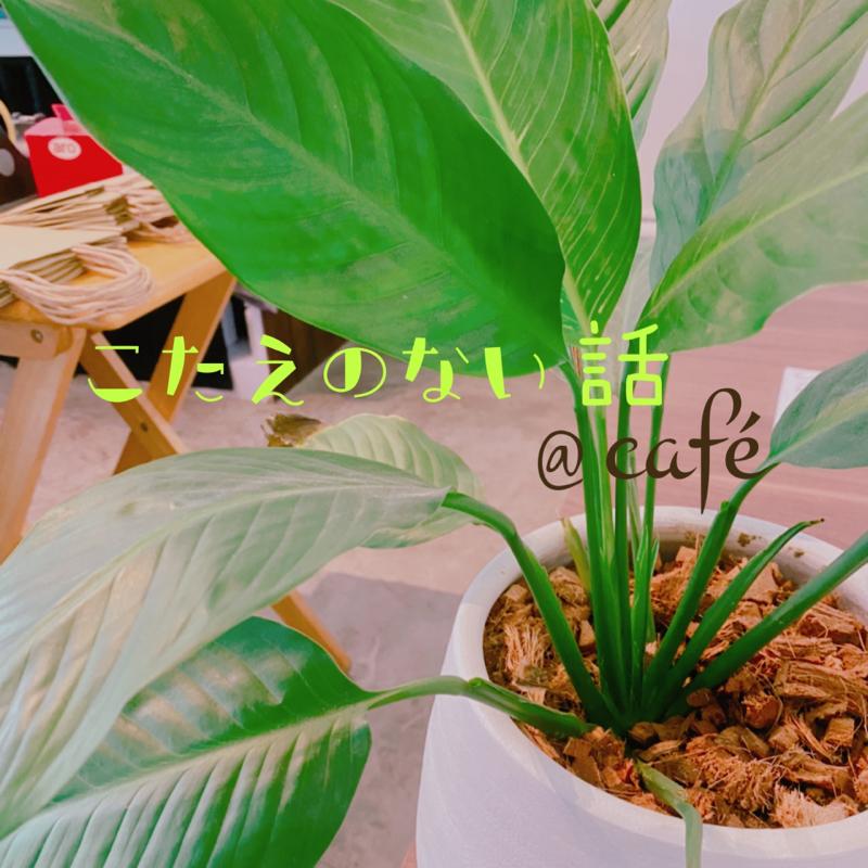 ☆6  好きな色とインスピレーション@cafe