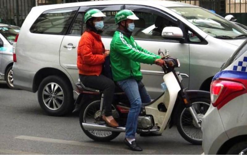 ベトナムの交通の話