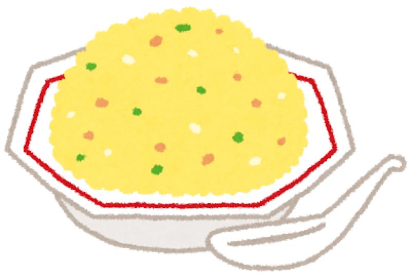 調理器具で感動した話とレンジで簡単チャーハンのレシピ