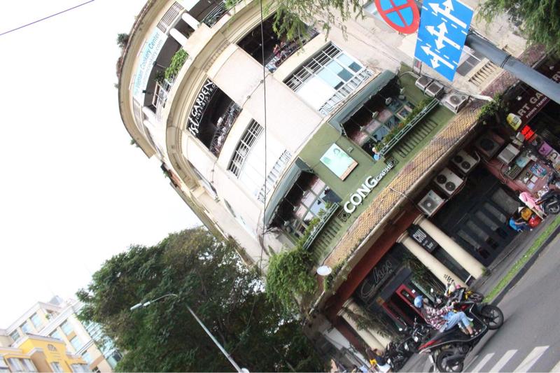 ベトナムで韓国人に大人気のカフェCộng Cà phê