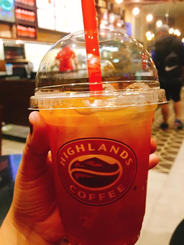 ベトナムの大人気コーヒーチェーンHighlands Coffee