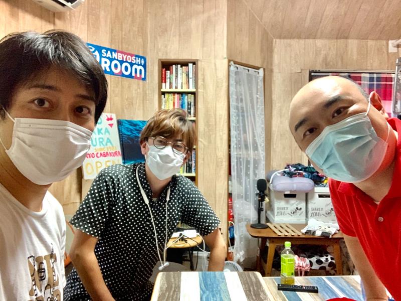 #158【前編】新宿カウボーイをゲストに迎えて。