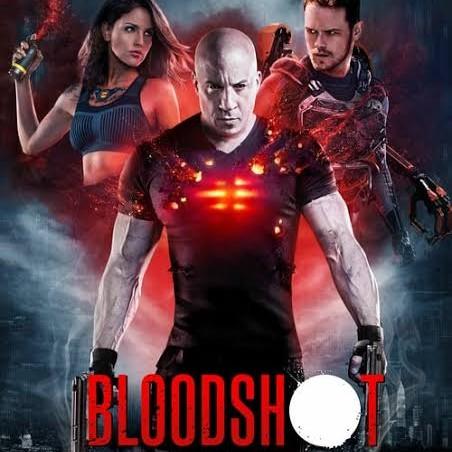 未公開映画のススメVOL.3「ブラッドショット」Bloodshot