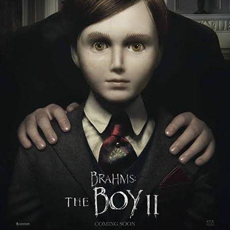 未公開映画のススメvol.5 「ザ・ボーイ2 ブラームス」The boy2 BRAHMS