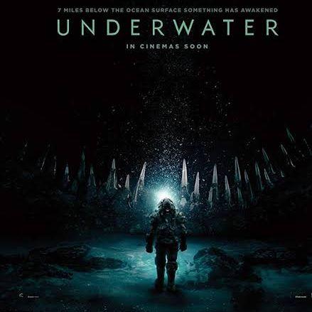 未公開映画のススメVol.14「アンダーウォーター」underwater