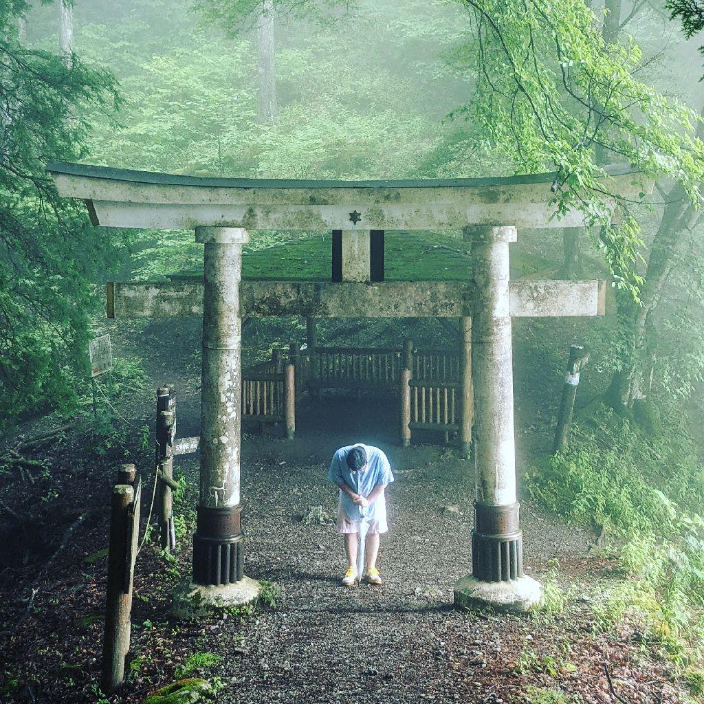 【メモ】秩父三峯神社奥の宮への道中に聞こえる鳥の鳴き声