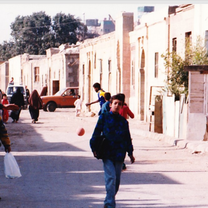 死者の町~エジプトで墓に住む人々