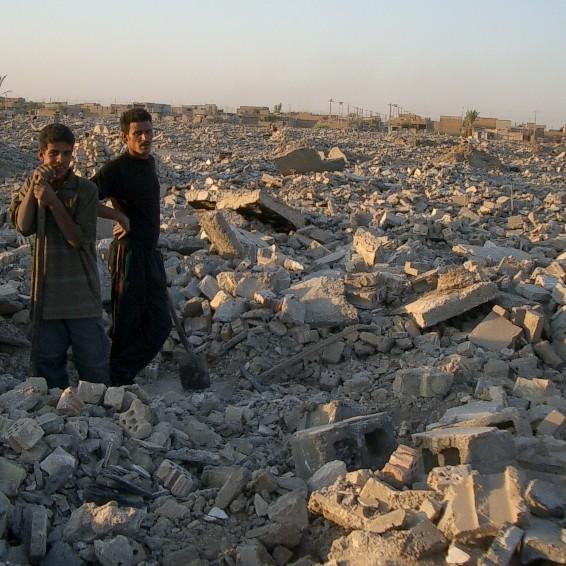 イラクのガジャル(ジプシー)<3> 戦争で排除される少数派の人々