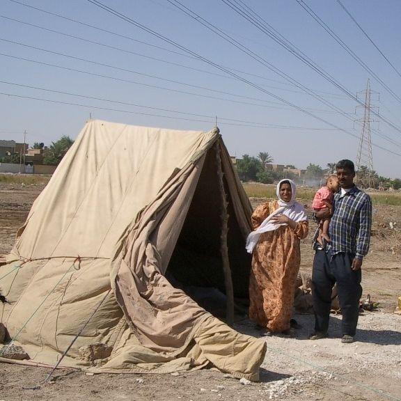 イラクのガジャル(ジプシー) ‹4› 安定はいつくるのか?