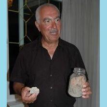 イラクのユダヤ人と故郷を追われたパレスチナ人 ※写真はパレスチナ人のジャラル・ムーサさん
