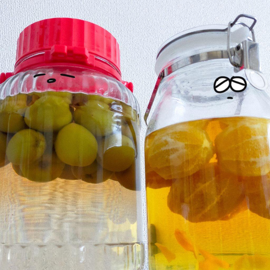 #167 自家製レモン酒おいしかったレポ