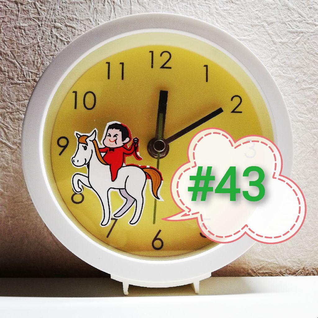 #43早口1分22秒とお便り紹介と焼肉ライク!