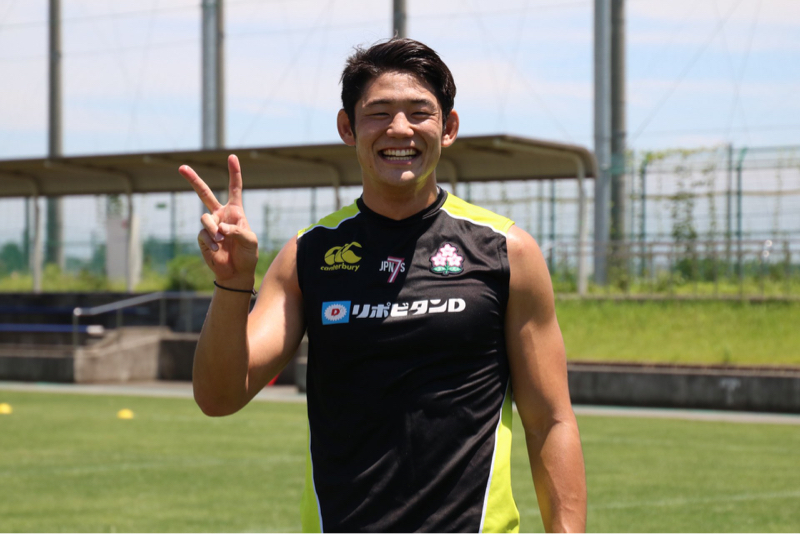 YOSHIの部屋🏡 セブンズ日本代表始動!