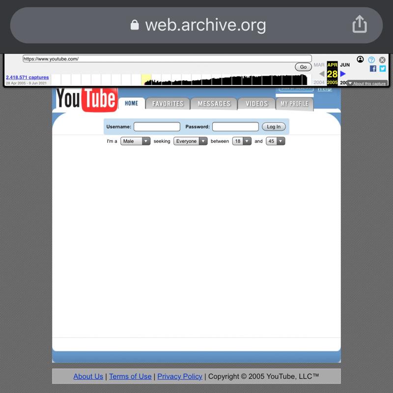 YouTubeが出会い系サイトだった時代