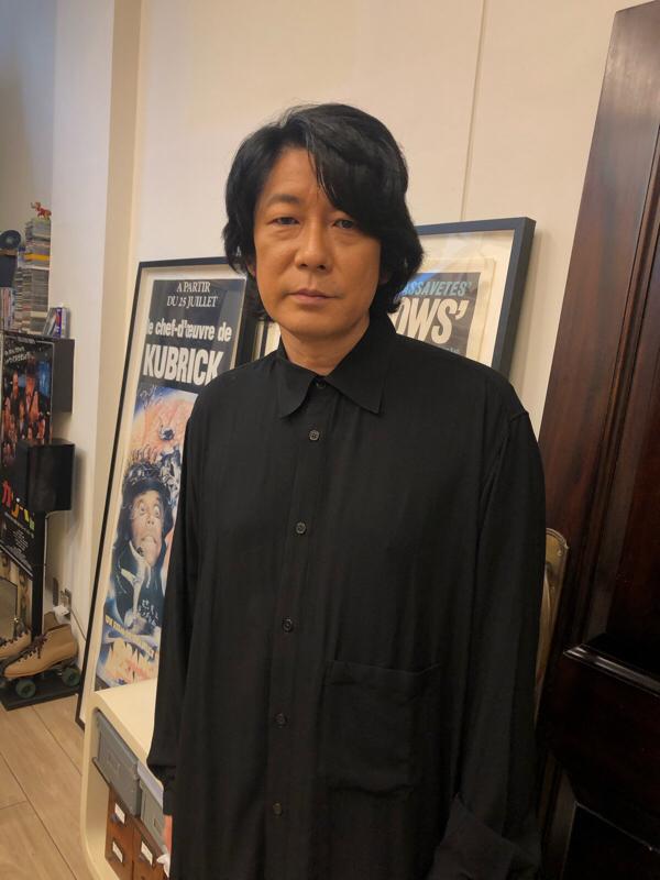 永瀬正敏さん登場『二人ノ世界』と最近の出演作を語る。