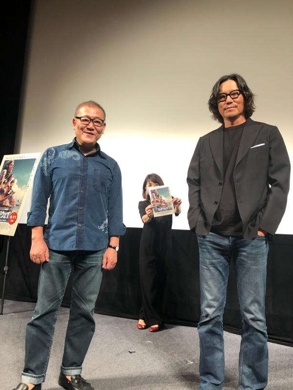 豊川悦司さん、國村隼さん登場。ハリウッド映画『ミッドウェイ』撮影秘話と思い出の映画とは?