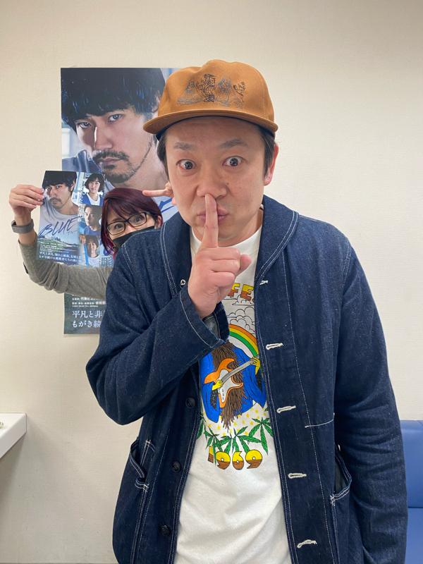松山ケンイチ主演『BULE/ブルー』を吉田恵輔監督が語る。