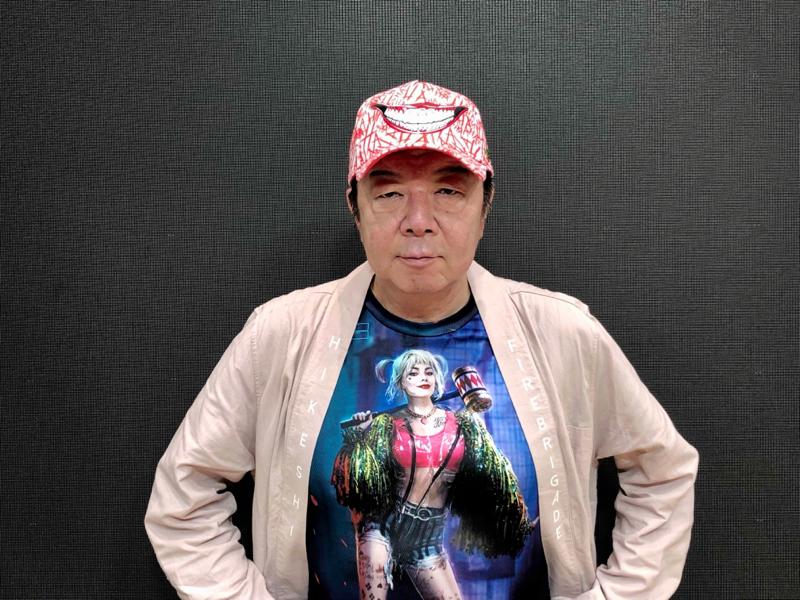 古田新太さんが語る『空白』の話と好きなヒーロー話し!