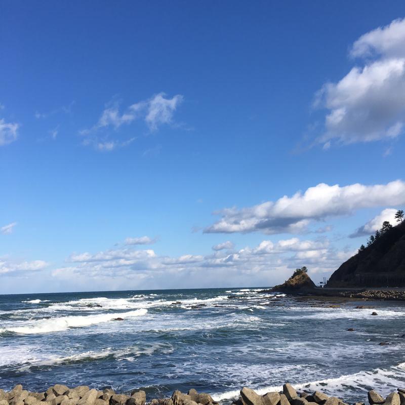 #76 台風と海の思い出