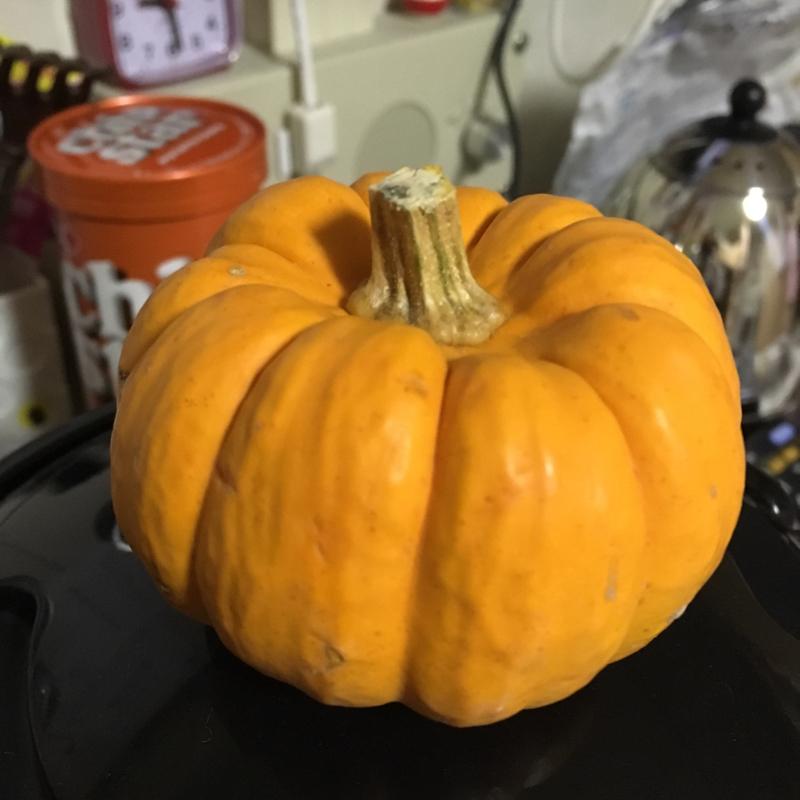 #121 かぼちゃしか思いつきませんね