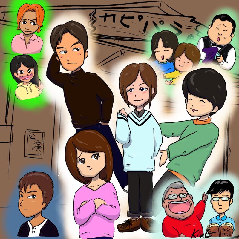 #519 今夜緊急LIVE「むこねーさん作:スピンオフドラマ・3人の新入団員」
