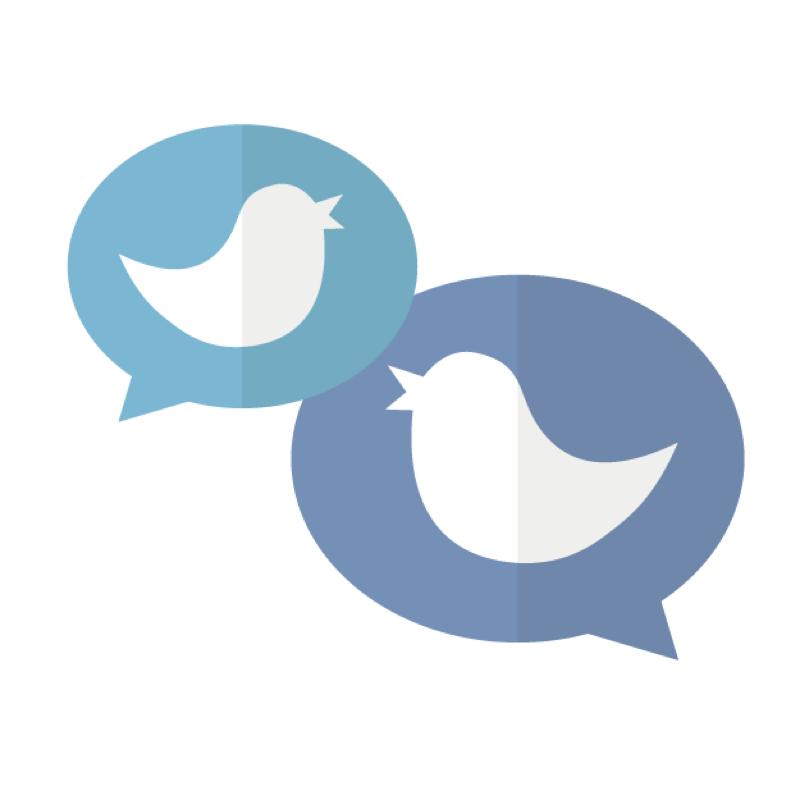 #999  「Twitter」はゆるいコミュニケーションが生まれる