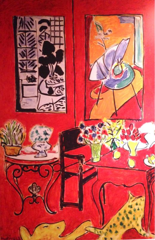 #001 好きな画家 - ゴッホ、マティス、ピカソにクリムト