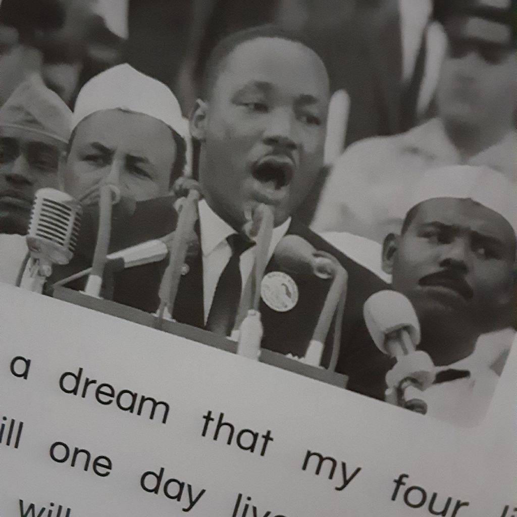 No.194 Martin Luther King その①