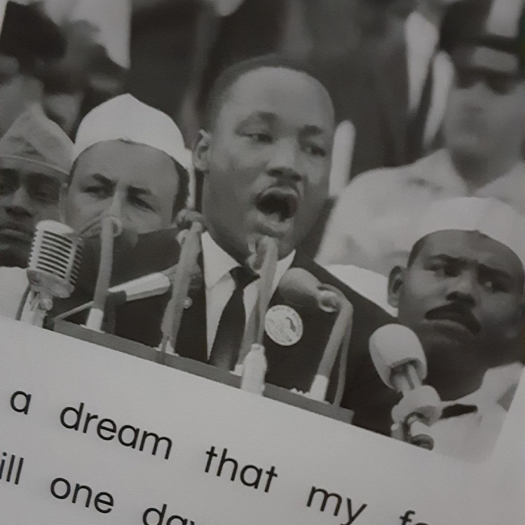 No.195 Martin Luther King その②