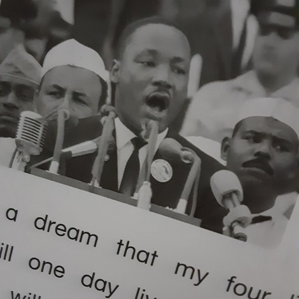 No.196 Martin Luther King その③(最終回)