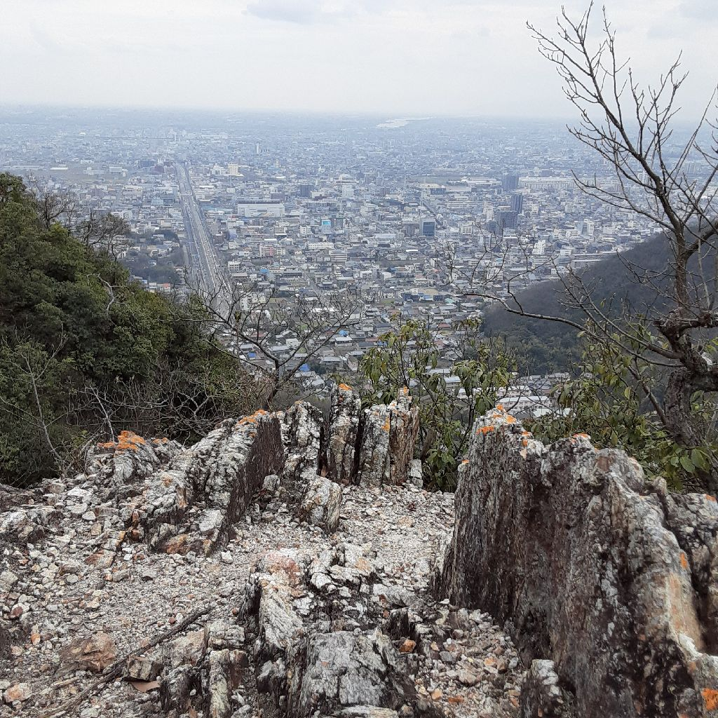 No.240 引っ越し者のリハビリ登山