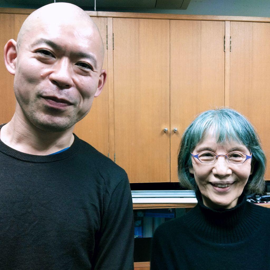 #69ゲスト➡伊藤直子&奥山ばらば『お互いの、作品のこと、人柄のこと』