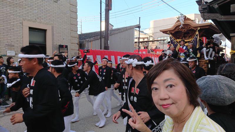 第3回 岸和田だんじり祭り臨場レポート!