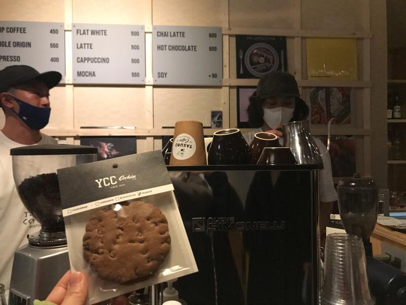 #346 新オープン Takuro coffeeに潜入ッ!